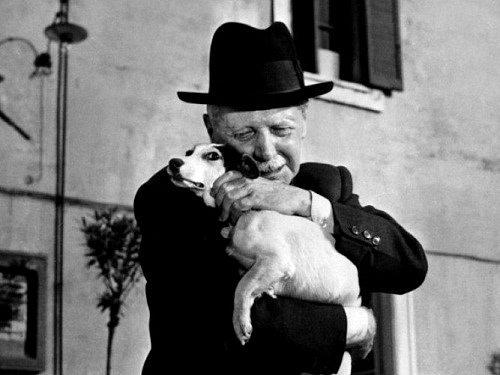 Umberto D ,bellissimo film del 1952